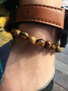 spirituelt armbånd - bær det sammen med dit armbåndsur